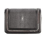 Stingray Black Handbag